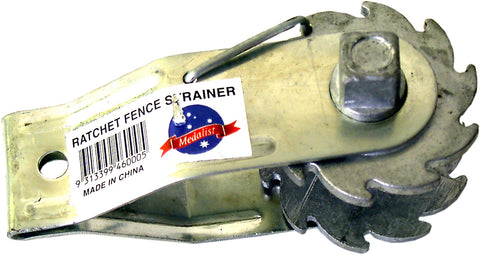 FENCE STRAINER - RATCHET - HEAVY DUTY