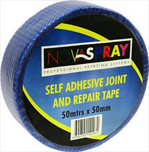 BLUEBOARD JOINT TAPE - 50mm x 50m
