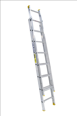 LADDER  - EXTENSION - 2.59m  to 4.11m -BAILEY -PROFESSIONAL -  ALUMINIUM