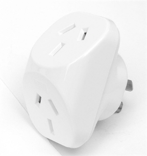 DOUBLE ADAPTOR - TRADITIONAL - HPM