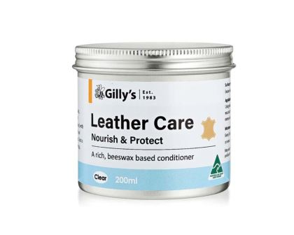 LEATHER CARE WAX  - 200ml