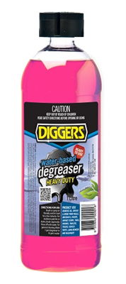 DEGREASER - WATERBASED - 1 LITRE - DIGGERS
