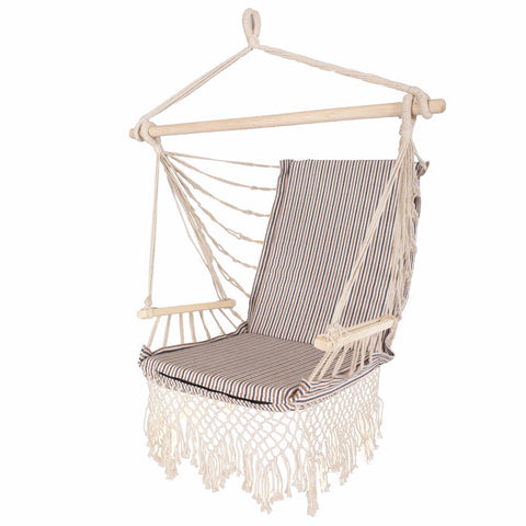 HAMMOCK CHAIR - BRAZILIAN  SOFA CHAIR WITH ARMS