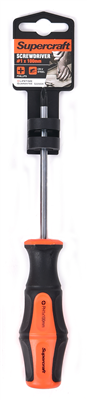 PHILLIPS SCREWDRIVER - #1  5 x 100mm - SUPERCRAFT
