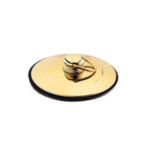 PLUG - BASIN - 42mm BRASS