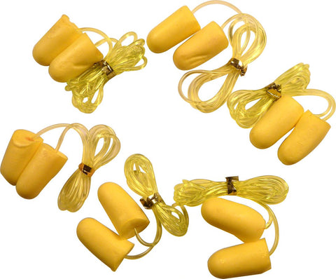 EARPLUGS - CORDED- 29Db - 6 Pk