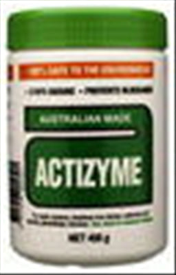 ACTIZYME - NATURAL DRAIN UNBLOCKER