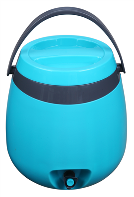 COOLER JUG - RETRO BLUE - 10 LITRE