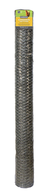 CHICKEN WIRE/NETTING - 90CM X 10 METRES  X 1.0MM (50MM)