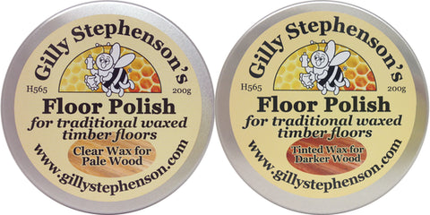 FLOOR POLISH - 200ml