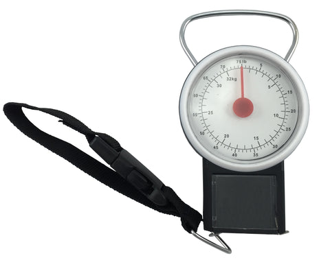 LUGGAGE SCALES - 32KG