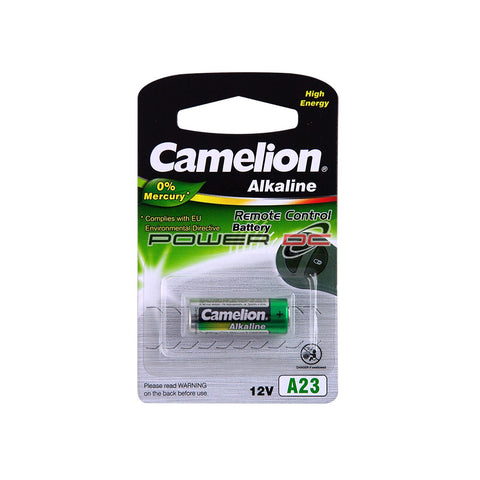 ALKALINE - A23 - REMOTE CONTROL -  1 PACK - CAMELION