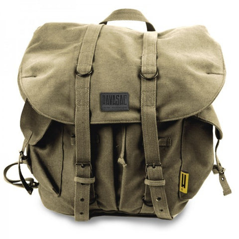 WEEKENDER BACKPACK - VINTAGE - BLACK