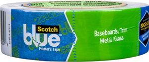 14 DAY PAINTERS TAPE - BLUE -  36mm x 55m - SCOTCH 3M