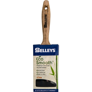 BRUSH - ECO SMOOTH BRUSH - 63mm - SELLEYS