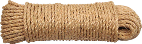 SISAL ROPE - 6mm x 30Metres