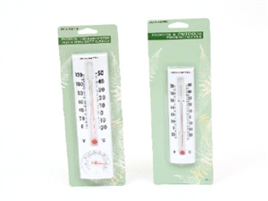 WALL THERMOMETER - INDOOR/OUTDOOR