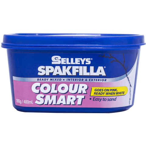 SPAKFILLA COLOURSMART -  180G  -  Selleys
