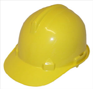 SAFETY CAP - TUFFMASTER - YELLOW - PROTECTOR