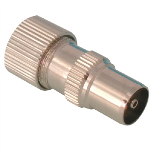 COAXIAL ADAPTOR - 1 PACK