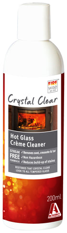 HOT GLASS CLEANER - 200ML