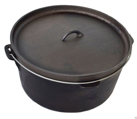 4.5QT DUTCH OVEN - SUPEX