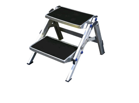 STEP - 2 STAGE ALUMINIUM FOLDING FRAME -  SUPEX