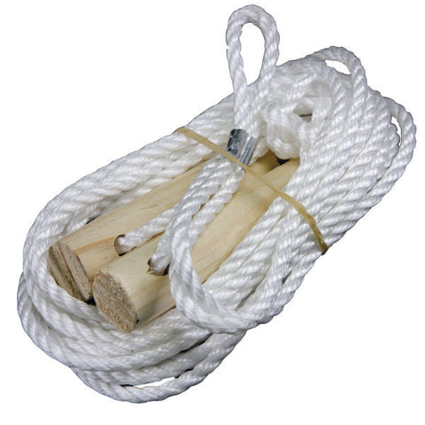 GUY ROPE KIT - DOUBLE - WOOD SLIDES