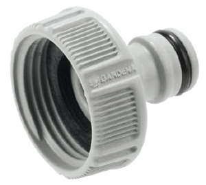 "TAP ADAPTOR/CONNECTOR 1"" x 13mm - GARDENA"