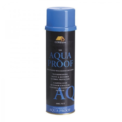AQUA PROOF WATERPROOFER/FABRIC PROTECTOR