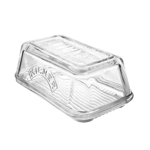 BUTTER DISH - KILNER - MADE IN ENGLAND