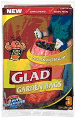 BAG GARDEN DRAW STRING GLAD