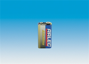 BATTERY - 9V ALKALINE