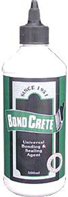 BONDCRETE  - 500ml -  SQUEEZE PACK