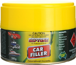 AUTO - CAR FILLER - 500g - SEPTONE