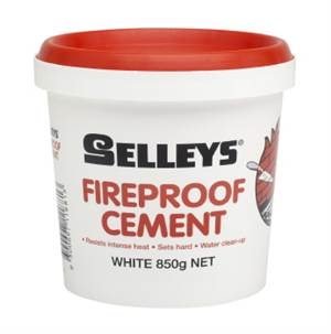 FIREPROOF CEMENT - 850g - SEELLEYS