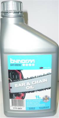 BAR & CHAIN OIL -  1LITRE -  Bynorm