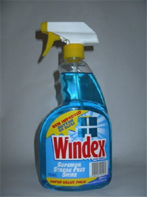 WINDEX - TRIGGER PACK - 750ml