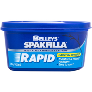 SPAKFILLA RAPID -  180G  -  Selleys
