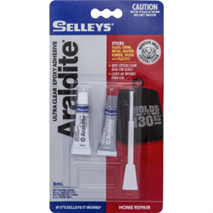 ARALDITE - ULTRACLEAR - 8ml