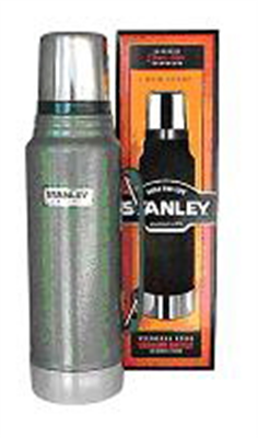 1 Litre CLASSIC STANLEY THERMOS - GREEN