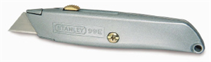 STANLEY KNIFE - GENUINE - 3 BLADES INC - MADE IN USA