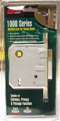 MORTISE LOCK PB LANE 1000 SERIES