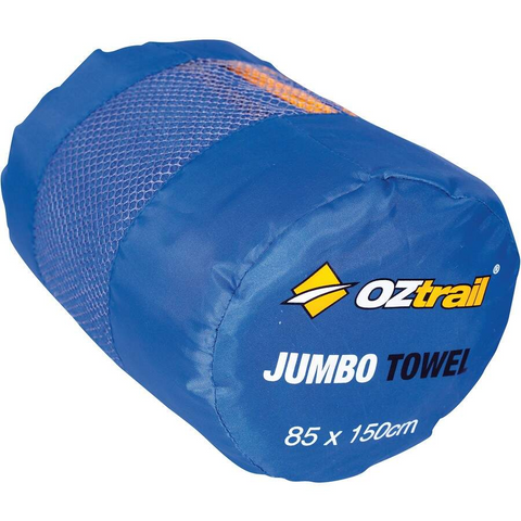 TOWEL - CAMP TOWEL - JUMBO - OZ TRAIL