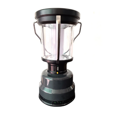 ESCAPE SOLAR LED LANTERN - RECHARGEABLE - 500 LUMEN