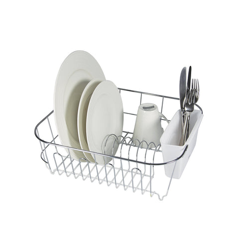 DISHRACK SMALL SLIMLINE WHITE AVANTI