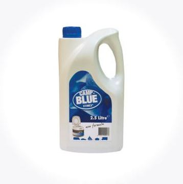 TOILET CHEMICAL BLUE- STIMEX - 2.5 LITRE CONCENTRATE