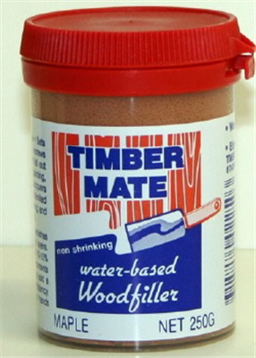 WOODFILLER - MAPLE - 250g - TIMBERMATE