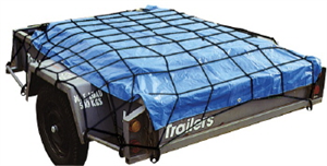 TRAILER NET WITH HOOKS   1.8m x 1.2m