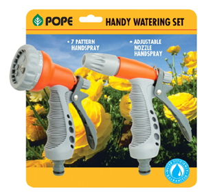 WATERING GUN SET - POPE 2 PACK